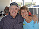 Jim and Marie Jenkins at the Pima Air & Space Museum, 2013 Reunion
