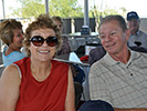 Craig and Marilyn Meyers at the Pima Air & Space Museum, 2013 Reunion