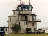 RAF Wethersfield Control Tower - May 1969.