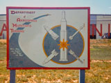 Lowry AFB Munitions Training Sign, 1966.