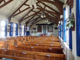 Interior shot of base chapel today. Submitted by Gary Stull