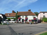 View of the Fox Inn in Finchingfield. Submitted by Gary Stull