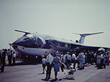 Victor Bomber at Wethersfield Air Show 3/6/68